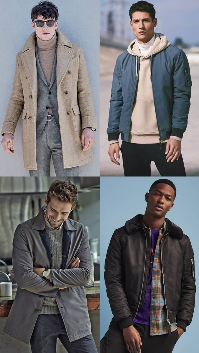 How to layer correctly in winter