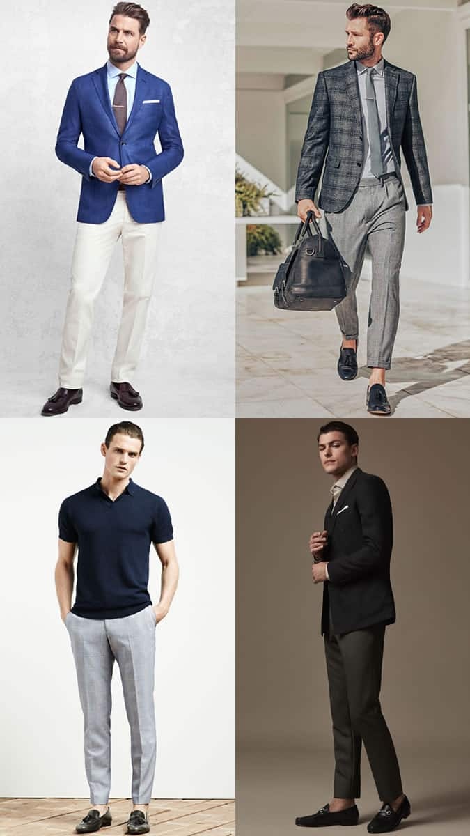 How To Wear Loafers For Work