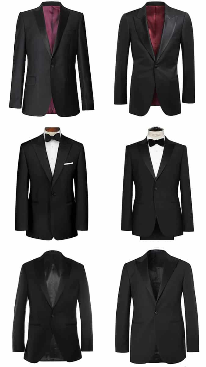 The best men's dinner jackets