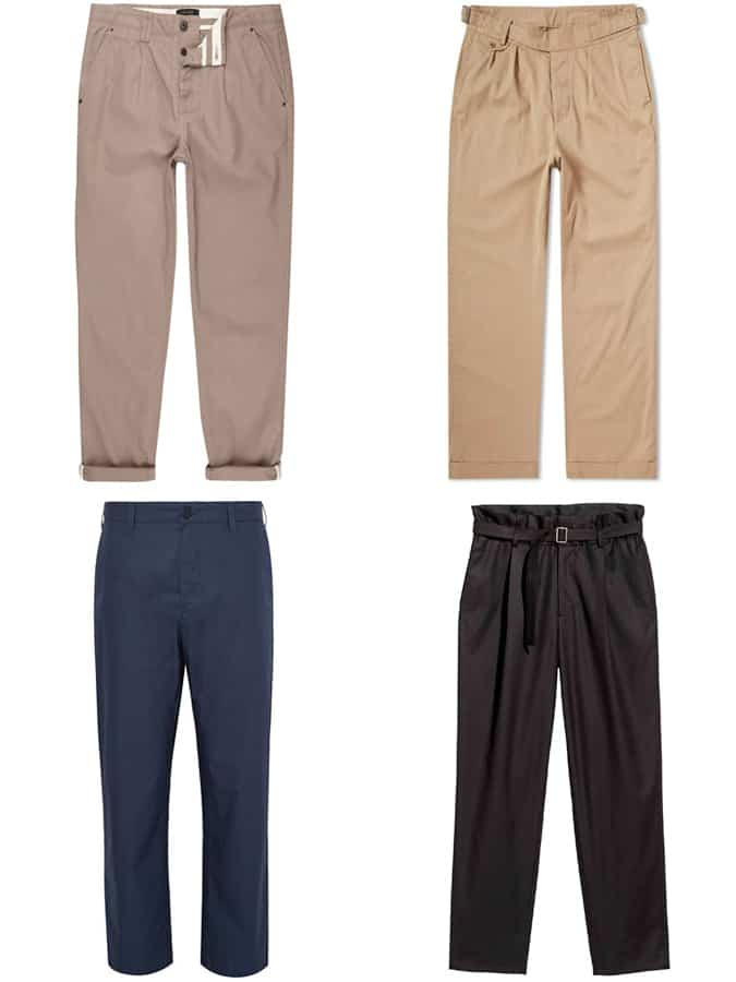 the best wide-leg trousers for men