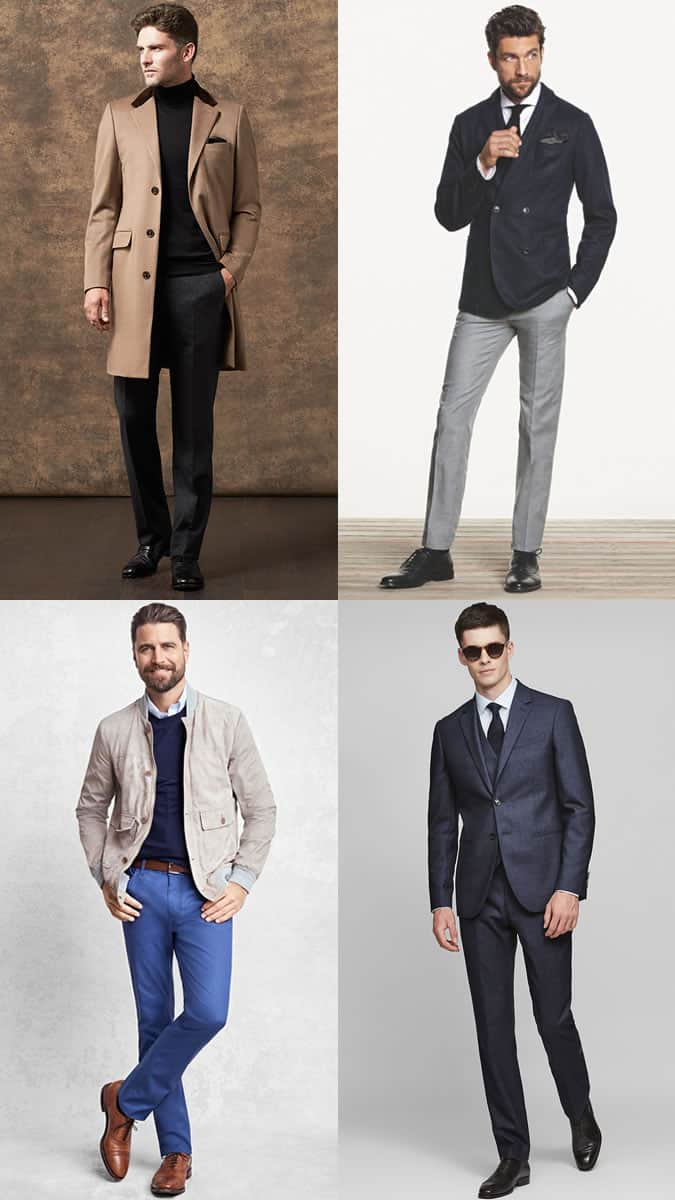 How To Wear Oxford Shoes For Work