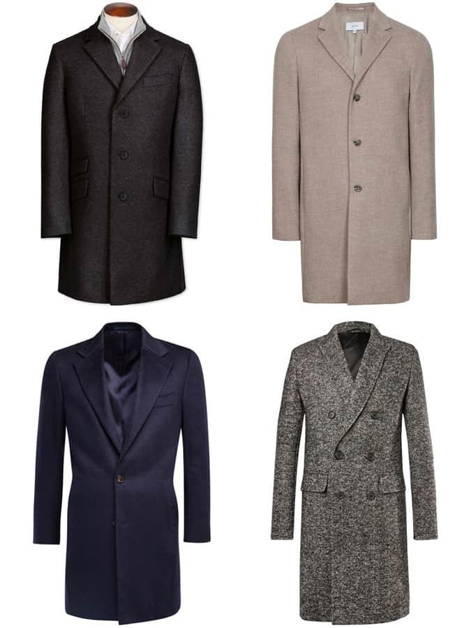 The best reasonably priced winter overcoats for men