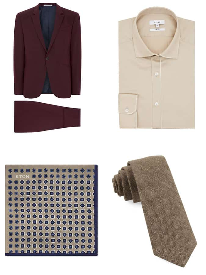How To Match A Pocket Square With Your Shirt And Tie