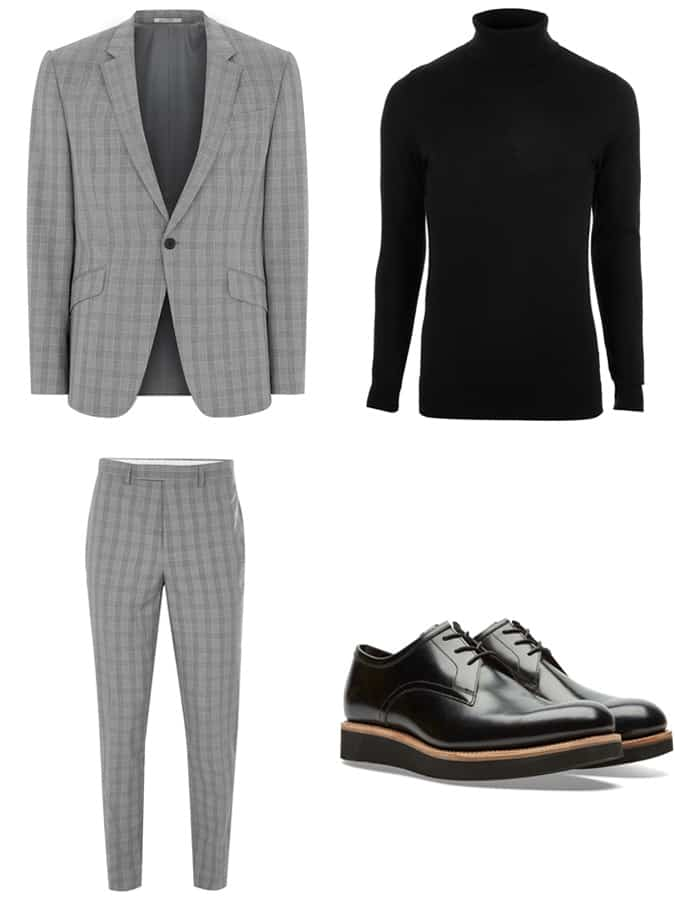 How To Match Your Shoes And Suit
