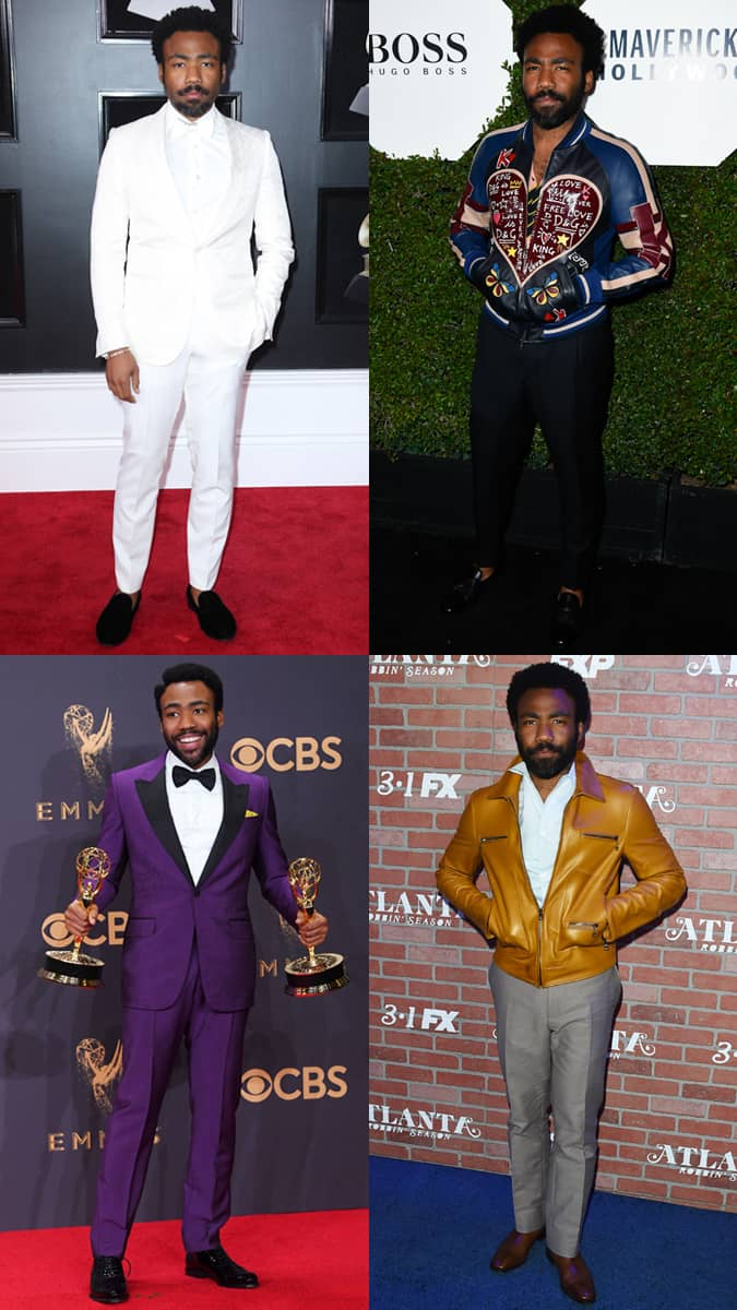 Donald Glover Style