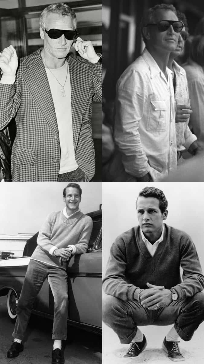 Paul Newman Style