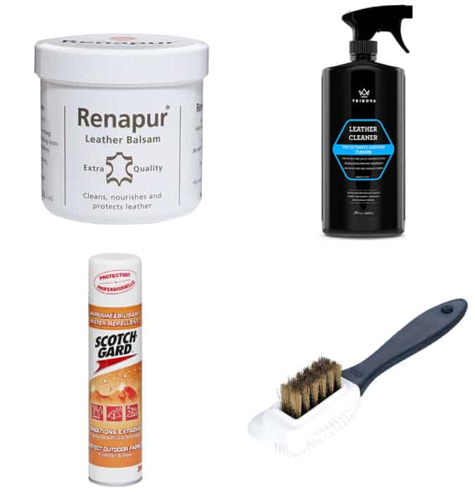 The best suede and leather bag cleaners, creams and protectors
