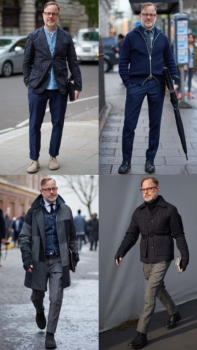 Bruce Pask Street Style