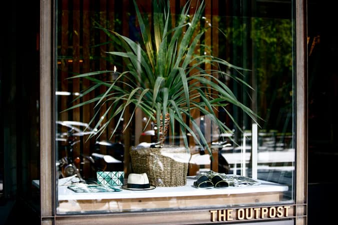 The Outpost (Barcelona, Spain)