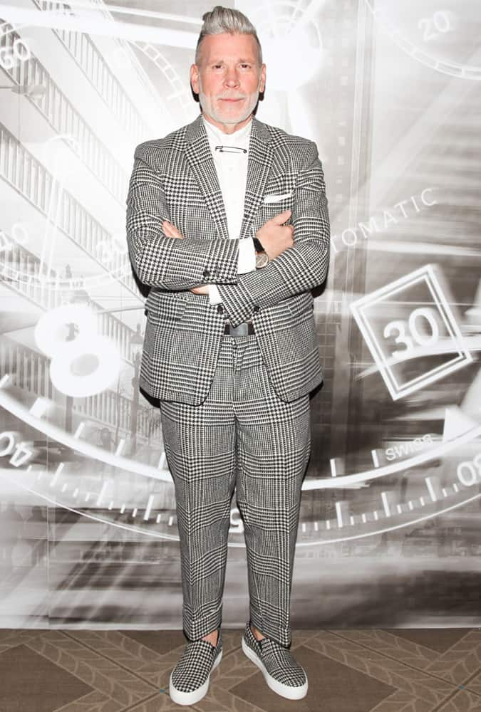 Nick Wooster's 15 Best Outfits