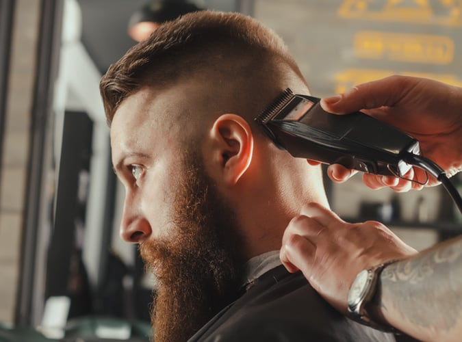 It's important to gey your hair regularly cut to maintain its shape and texture