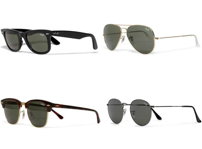 The Best Ray-Ban Sunglasses