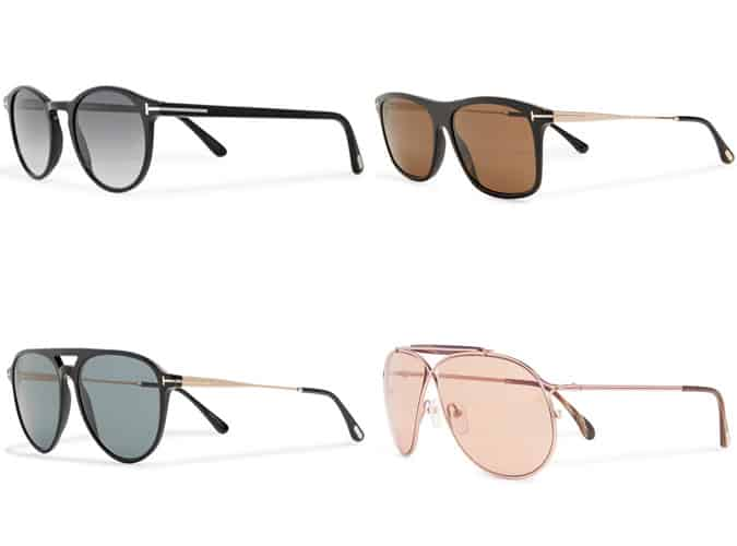 The Best Sunglasses Brands In The World - Tom Ford