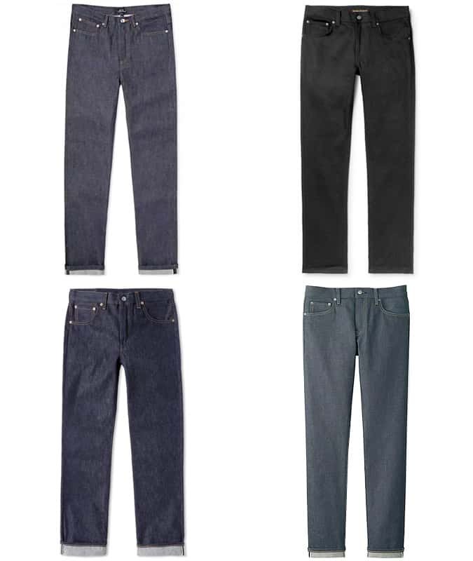 The Best Jeans For Men