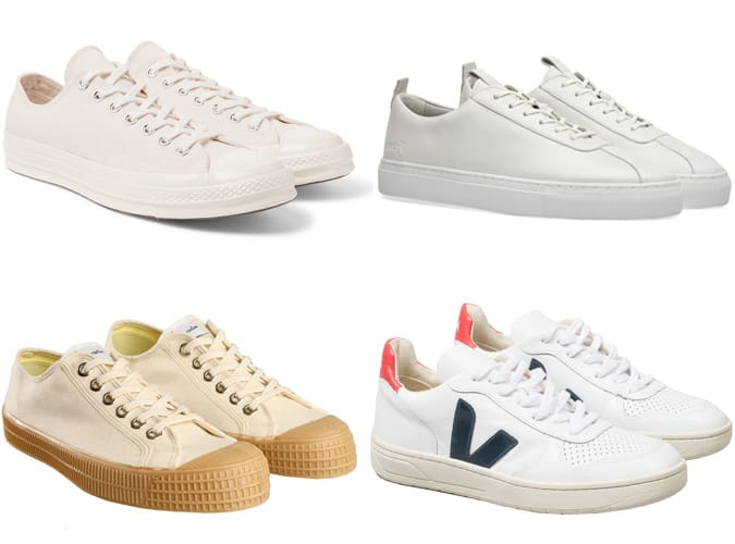 Understated Trainers For Men