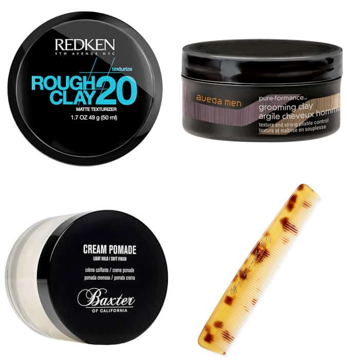 Best Hair Products For A Quiff