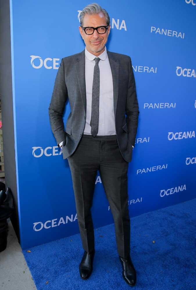 Jeff Goldblum Tailoring