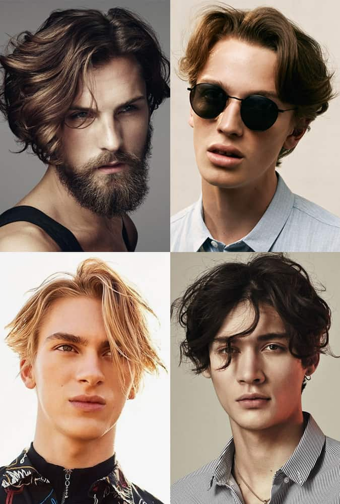 SS19 Hair Trends - Curtains