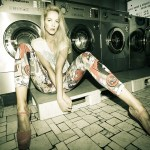 Laundry - Diana Lapin
