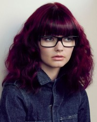 Bright Red Hair Color Ideas
