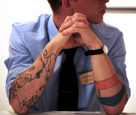 Professional Dress Code And Tattoos Fashion Belief