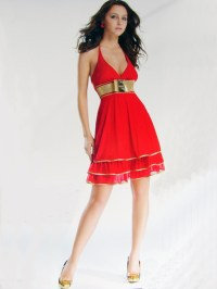 Red Party Dresses For Juniors | Fashion Belief
