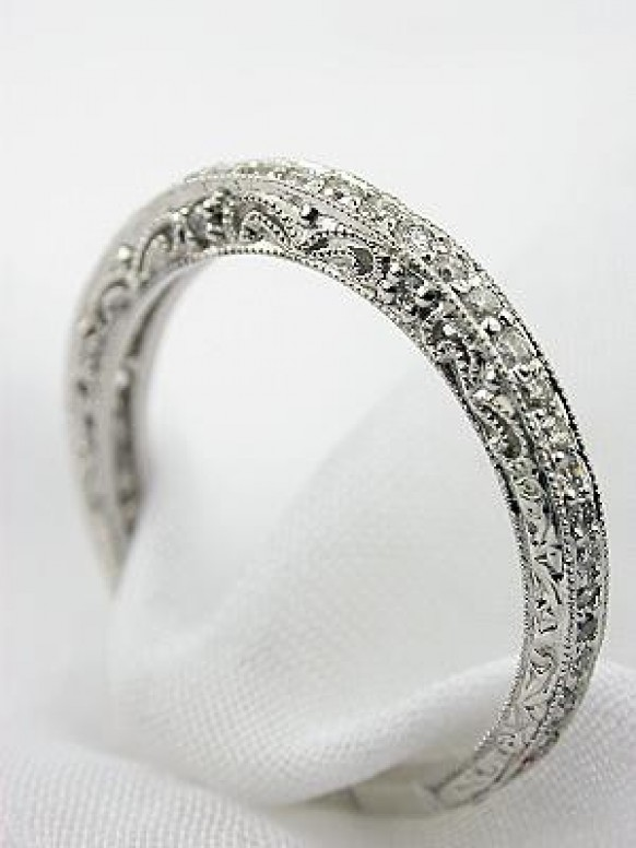 Antique Wedding Bands For Women Fashion Belief