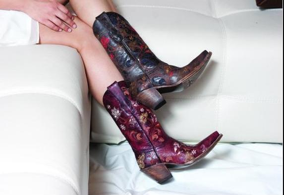 Lucchese Cowboy Boots For Women  Fashion Belief