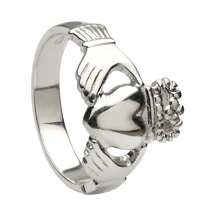 Mens Platinum Wedding RIng  Fashion Belief