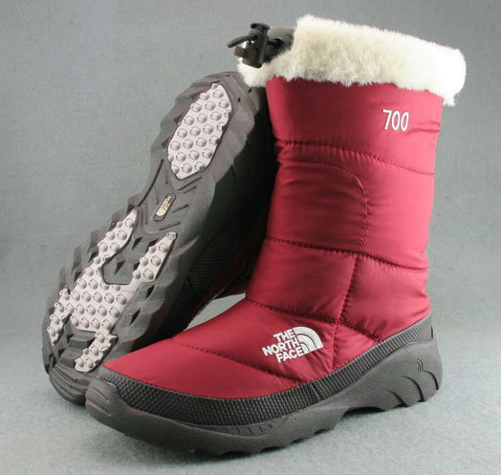 North Face Womens Snow Boots  Fashion Belief