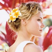 beach wedding hair styles fashion