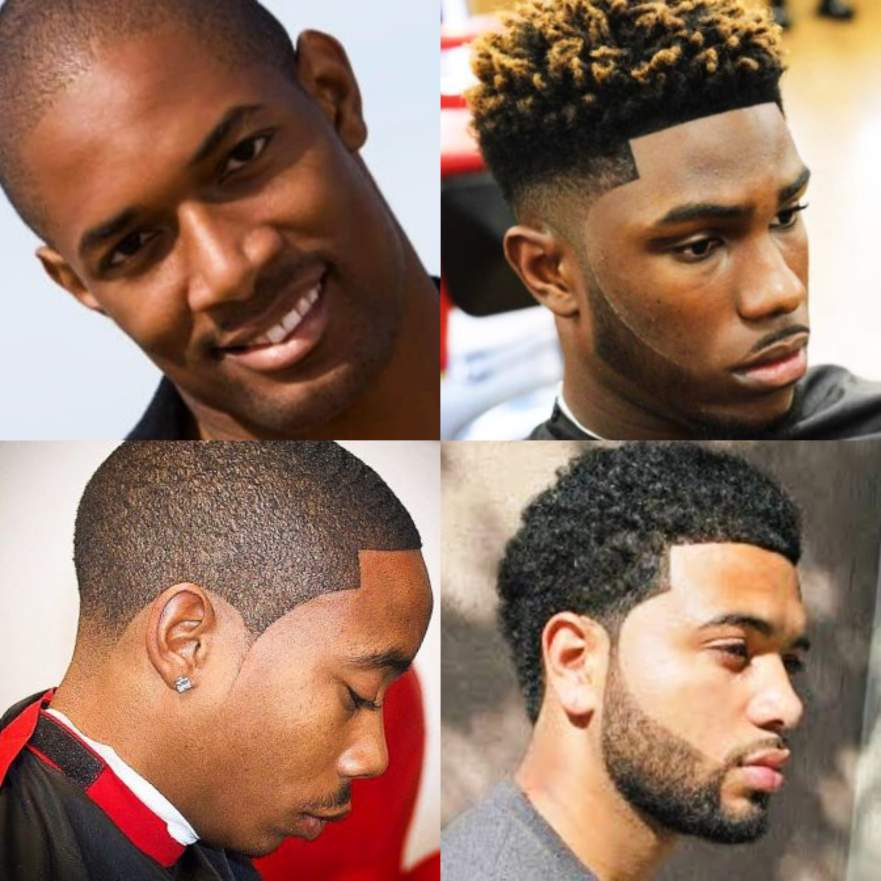 Natural Hairstyles Trends 2020 For Black Men Fashion Days