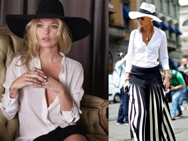 camicia-bianca-cappello