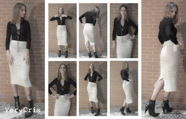 2016-verycris-winter- pencil skirt -w