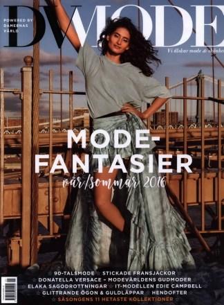 DV Mode våren 2016