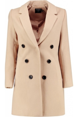 dames-lange-jassen-boohoo-petite-suzanna-double-breasted-coat