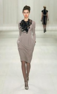 Elie Saab ready to wear outono inverno 2009 2010 9