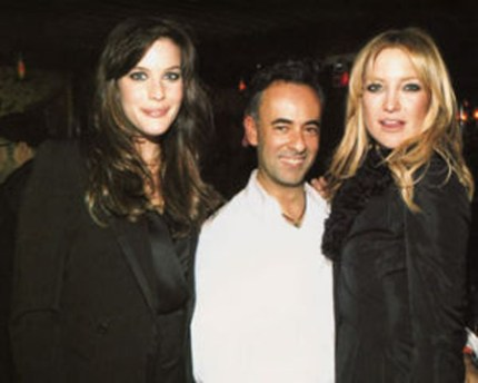 Francisco Costa Kate Hudson Liv Tyler