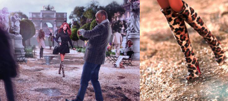 My Year In Paris With Christian Louboutin Jardins do Louvre