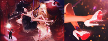 My Year In Paris With Christian Louboutin Moulin Rouge