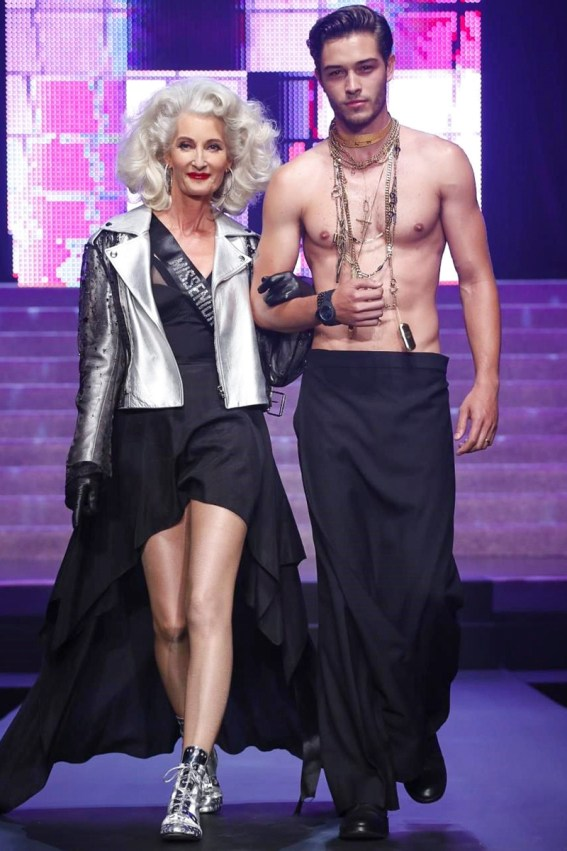 Jean Paul Gaultier, Ready to Wear Spring Summer 2015 Collection in Paris