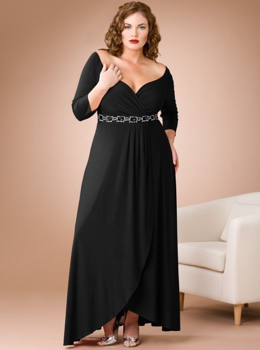 plus-size-long-dresses-long-sleeve-evening-dresses-plus-size-dress-trends-2014