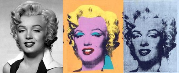 Andy Warhol Marilyn 1