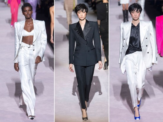 Looks Terninho Tom Ford SS 18