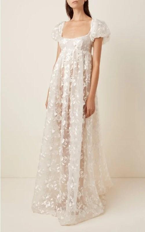 Maxi Dress Brock Collection.