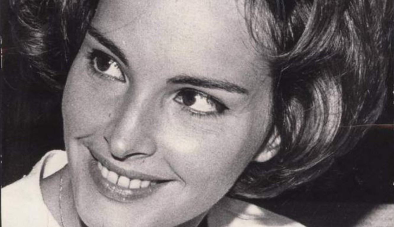 Maria Thereza Goulart jovem. Fonte: Folha Vitoria.