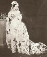 Vestido de noiva da Rainha Vitoria