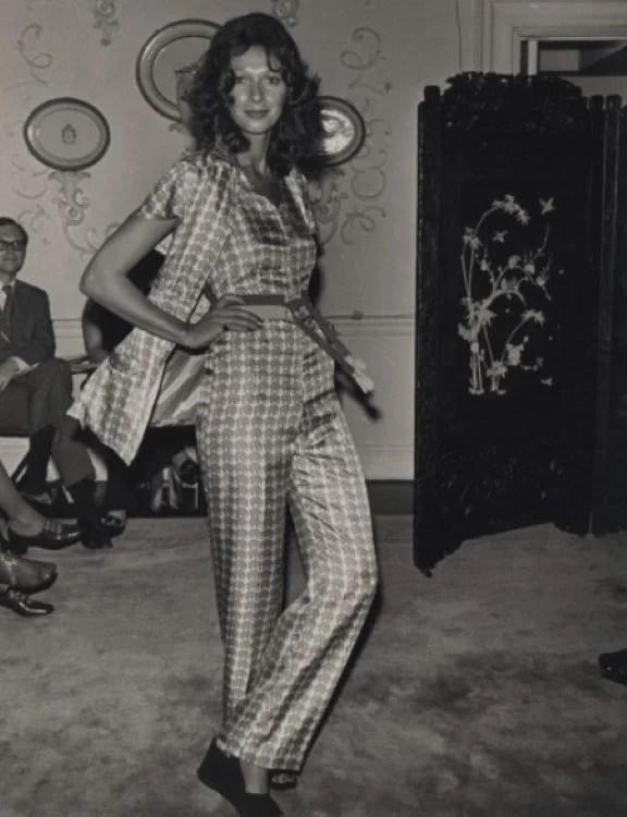 Modelos Zuzu Angel anos 70