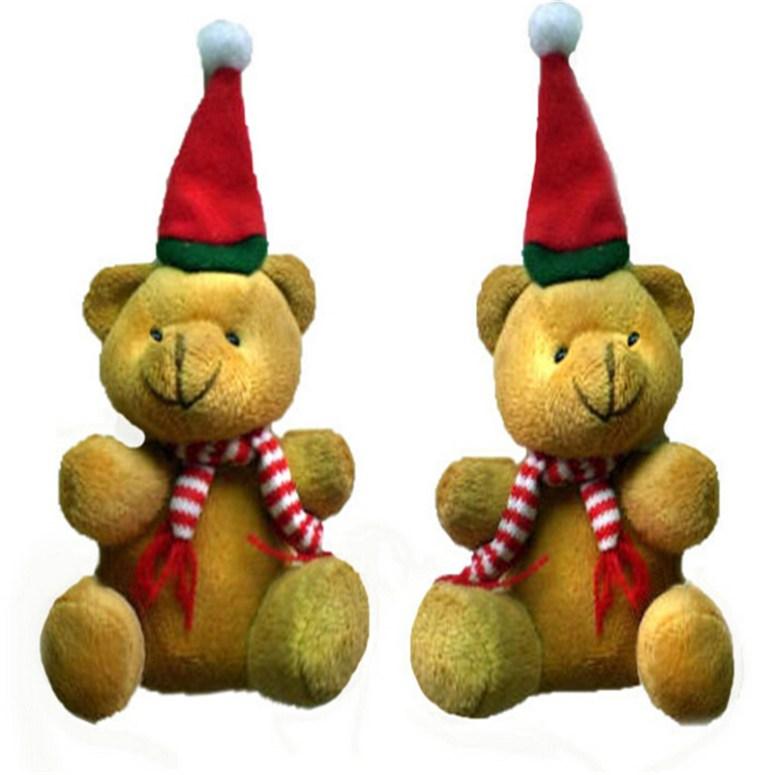 9cm-font-b-Plush-b-font-font-b-Christmas-b-font-Teddy-font-b-Bear-b