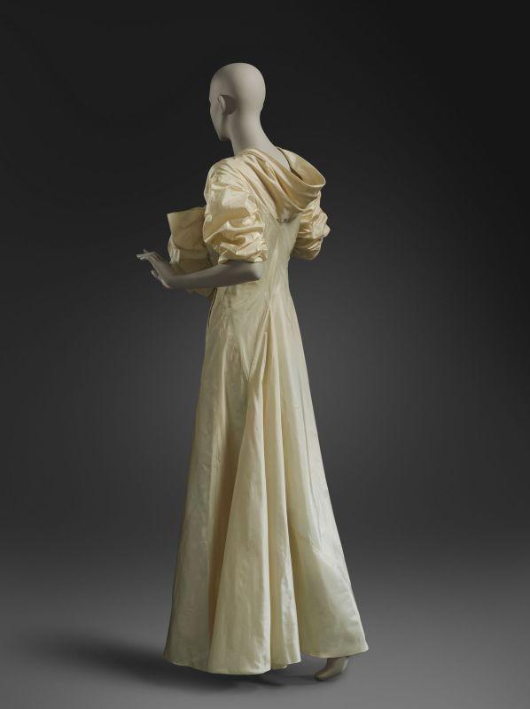Vestido de Madeleine Vionnet, 1912.